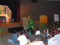 Opera Carolinas visits Shalom Park Freedom School Scholars